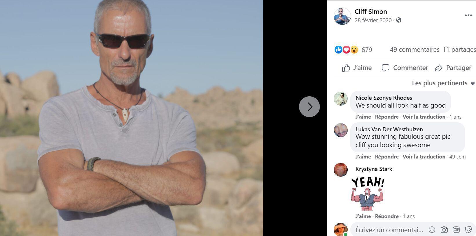 https www telestar fr people cliff simon acteur dans la serie stargate sg 1 est mort dans un accident de kitesurf a 58 ans 585528