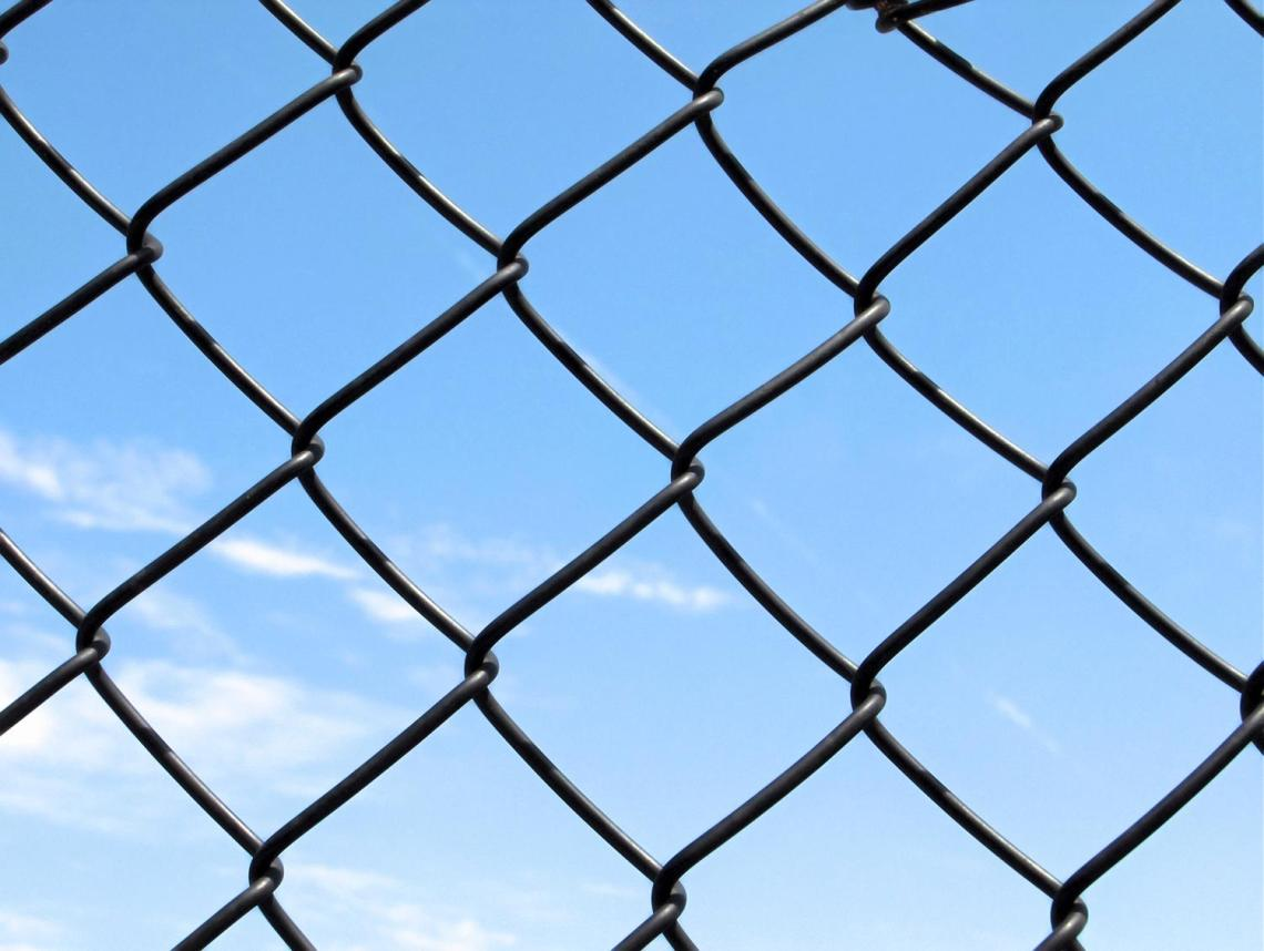 Image Result For Galvanized Chain Link Fence