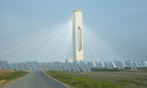 Nhà máy năng lượng mặt trời