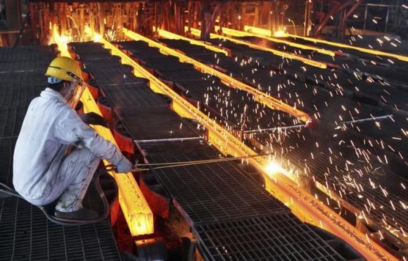 Sản lượng thép toàn cầu