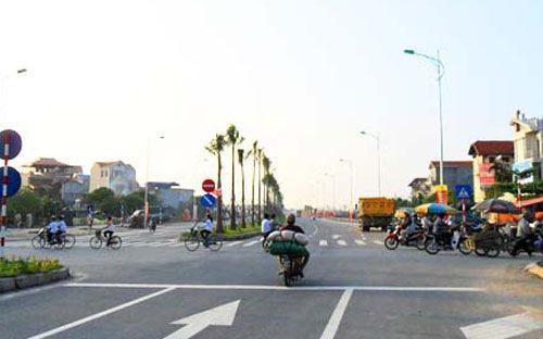 KĐT hai bên đường Lê Trọng Tấn