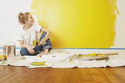 Một số lỗi thường gặp khi sơn dầu mờ
