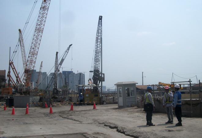 Các dự án BT đổi đất lấy hạ tầng