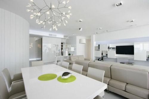 Căn nhà thiếu ánh sáng và những giải pháp