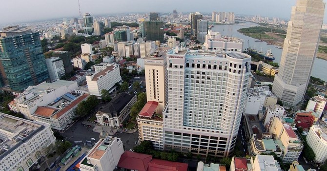 đất vàng Sài Gòn