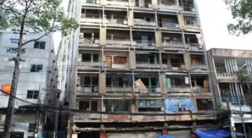 Chương trình cải tạo chung cư cũ