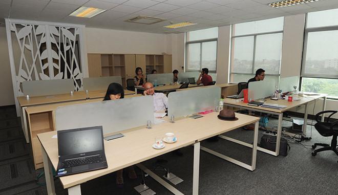 Thị trường văn phòng tại Hà Nội