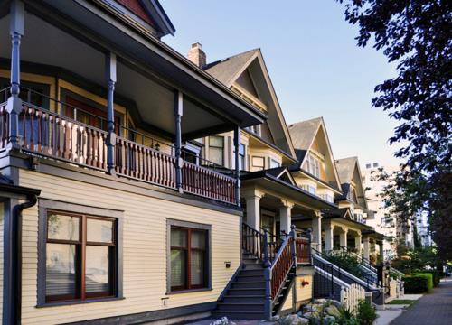 Giá nhà tại Canada