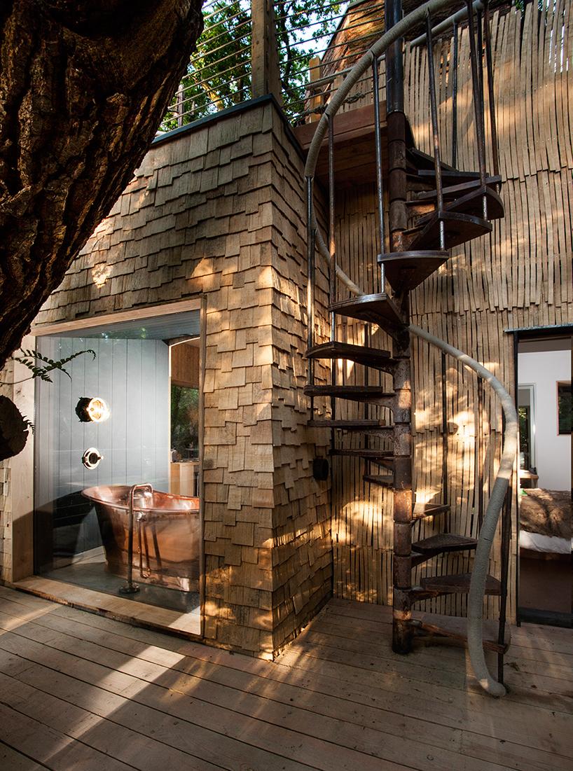 Thiết kế nhà gỗ độc đáo