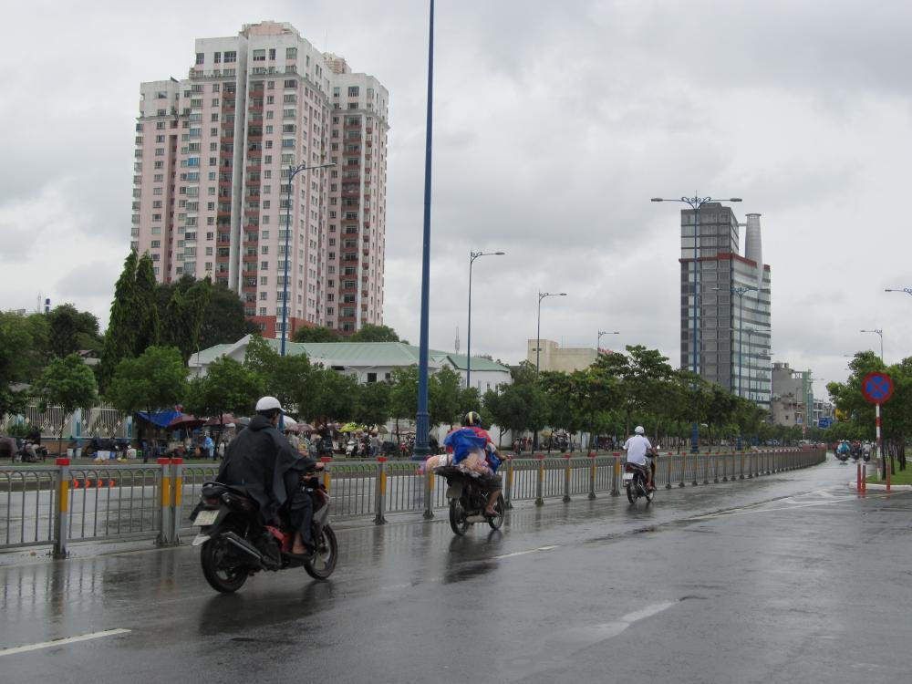 thị trường căn hộ Bình Tân