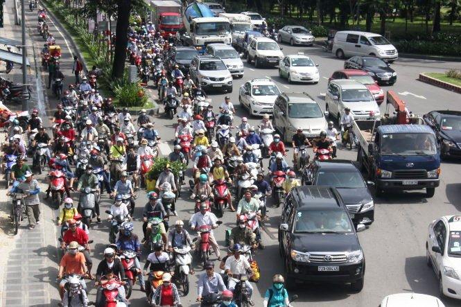 Nút giao Hoàng Văn Thụ - Nguyễn Văn Trỗi