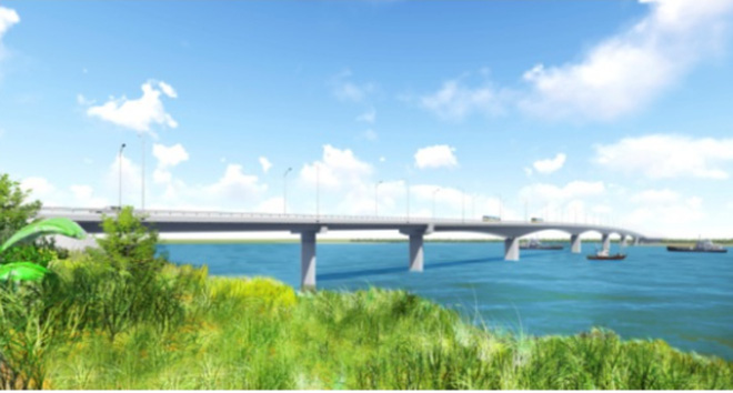 cầu Việt Trì - Ba Vì