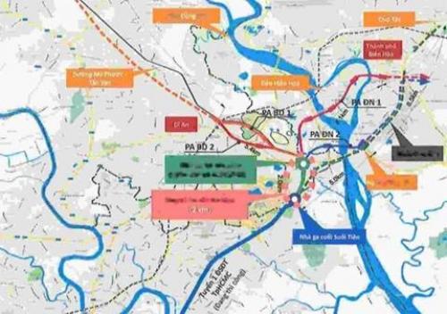 kéo dài tuyến metro số 1