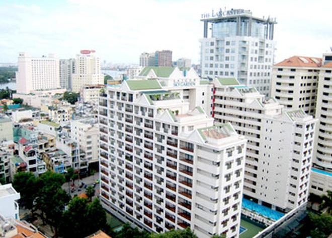 Tổ hợp căn hộ, thương mại, văn phòng