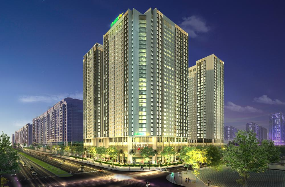 dự án Eco-Green City