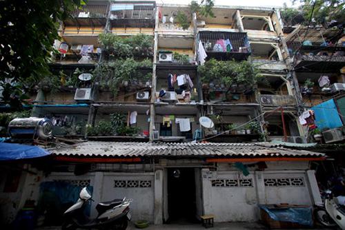 Quận Hoàn Kiếm (Hà Nội) đề xuất nâng tầng cho chung cư nội đô