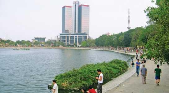 Nhà đầu tư xin lấp hồ Thành Công để... xây chung cư