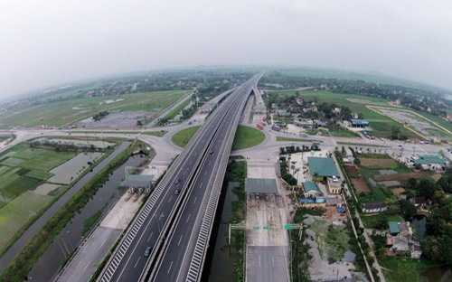 Tổng mức đầu tư toàn dự án tốc Bắc - Nam khoảng 312.435 tỷ đồng