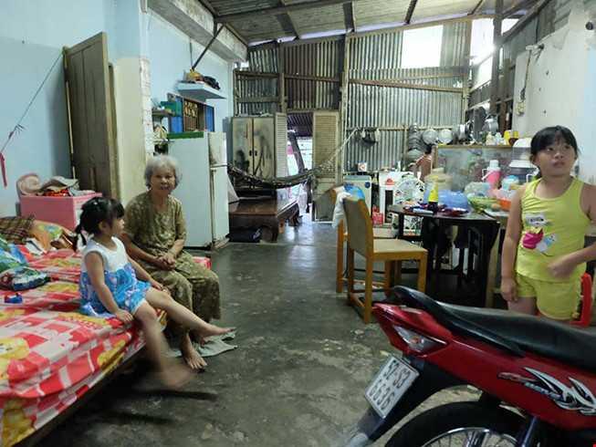 Sài Gòn: Đại gia đất nhưng... vẫn nghèo 2