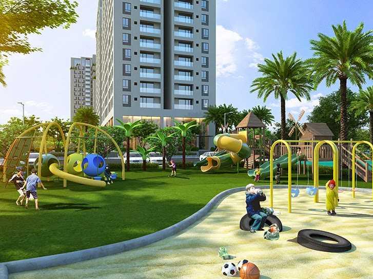 Tp.HCM: Chấp thuận đầu tư khu căn hộ hơn 8.000m2 tại quận Thủ Đức