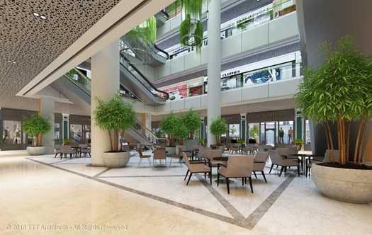 Trung tâm thương mại – điểm cộng cho dự án Artemis 1