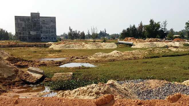 """Rủi ro bong bóng giá từ """"cơn sốt"""" đất đô thị mới tại Đà Nẵng"""