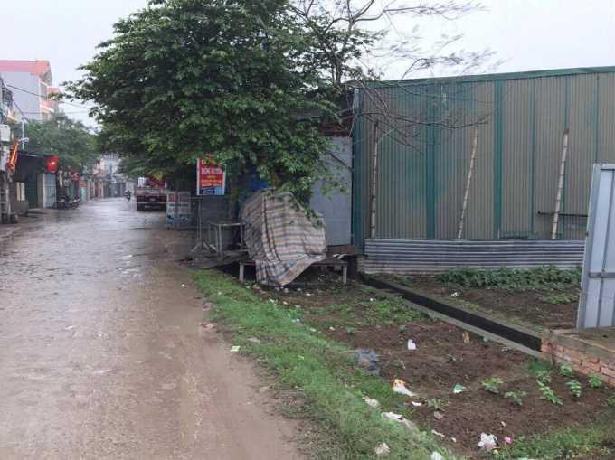 """Hà Nội: Hàng loạt công trình ngang nhiên """"mọc"""" trên đất nông nghiệp 1"""