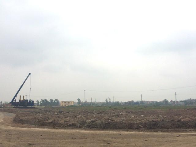 Hạ tầng tại dự án