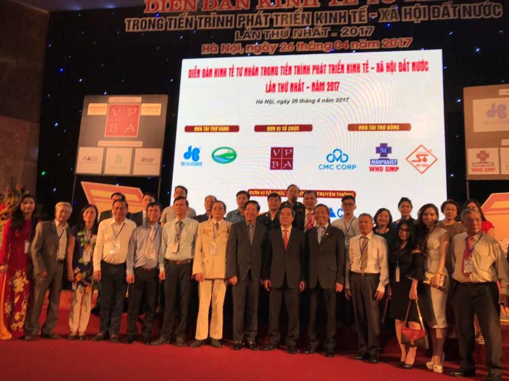 """Mland vinh dự nhận """"Giải thưởng doanh nghiệp cống hiến năm 2016"""" 2"""