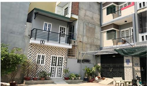 Vẫn âm ỉ sai phạm xây dựng tại Bình Hưng, Bình Chánh, Tp.HCM