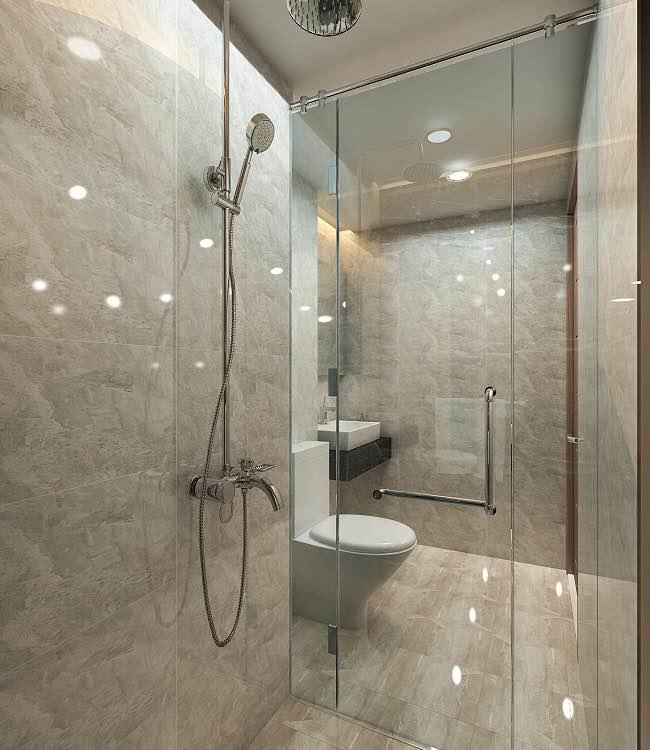 Soi chất lượng nội thất căn hộ Xuân Mai Complex 2