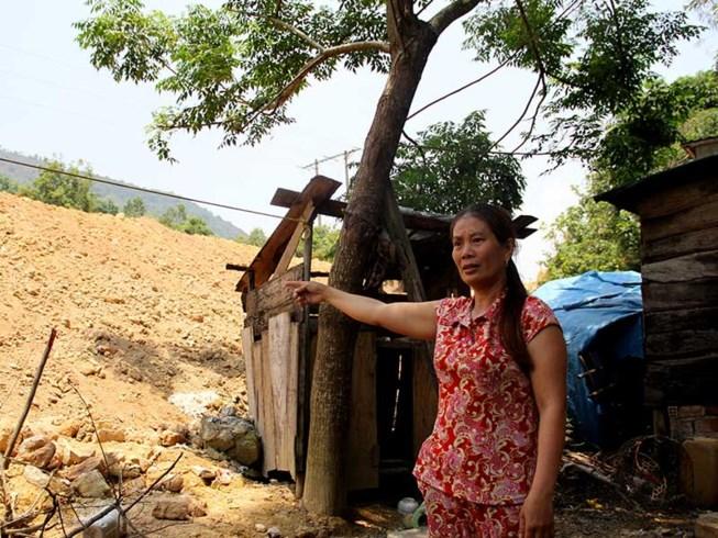 """Đà Nẵng: 200 hộ dân sống """"lay lắt"""" chờ tái định cư"""