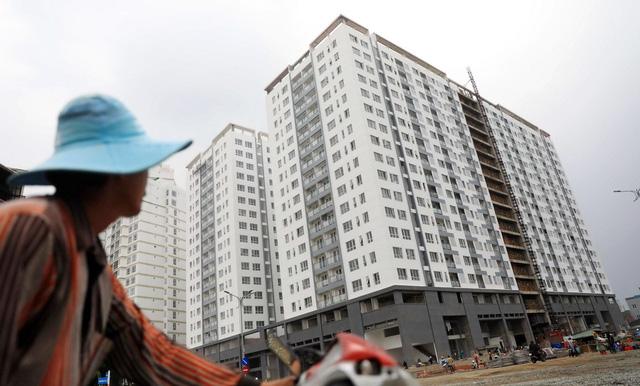 Lo ngại ngân hàng lách cho vay bất động sản làm tăng nợ xấu