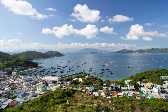 Giá đất đặc khu Bắc Vân Phong tăng vọt do đầu cơ
