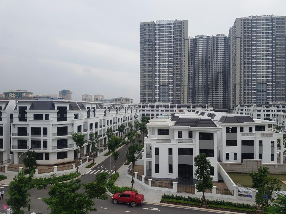 Tháng 1/2018, ngành địa ốc nhận hơn 77 triệu USD vốn FDI