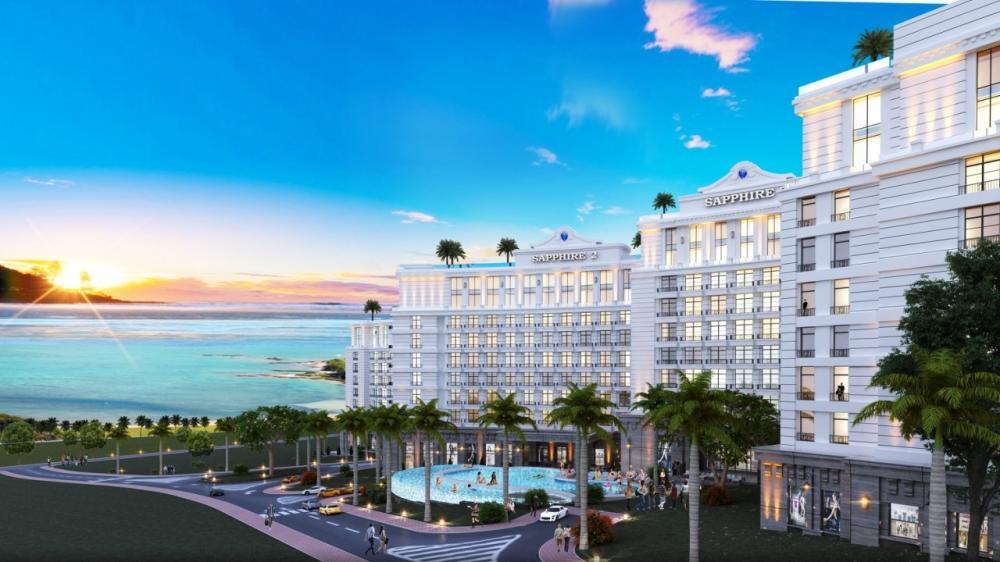 Thiên Minh Group phát triển và phân phối độc quyền dự án Aloha Beach Village