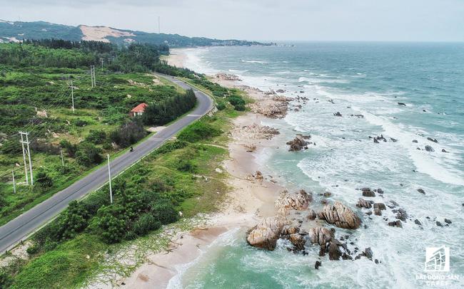 Gần 15.000 tỷ đồng đầu tư Khu đô thị du lịch thể thao 6000ha tại Bình Thuận