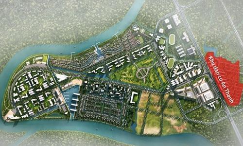 """Làn sóng """"đánh bắt xa bờ"""" của các doanh nghiệp địa ốc Sài Gòn 1"""