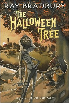 The Halloween Tree cover by Gris Grimly
