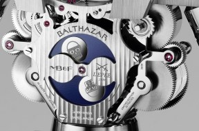 Balthazar mantle clock