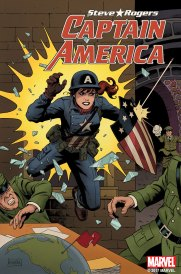 CAPTAIN AMERICA: STEVE ROGERS #18 by Paolo Rivera