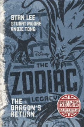 Dragon Return Stan Lee book
