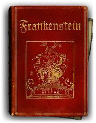 Frankenstein binder