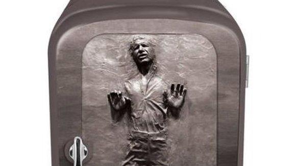 Han Solo mini fridge