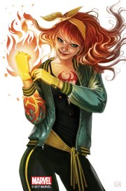 IRON FIST #4 by Stephanie Hans