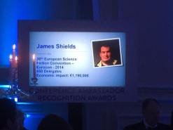 James Sheilds Failte Screen