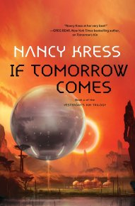 Kress if tomorrow comes cover