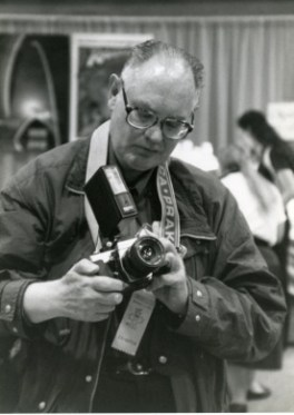 Waldemar Kumming. Photo taken by and copyright Andrew Porter.