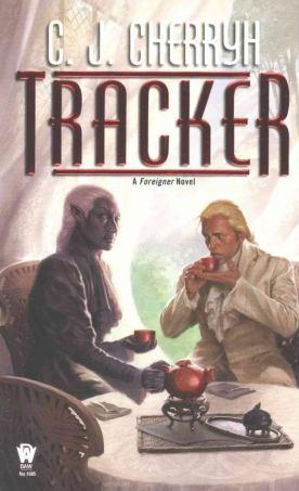 Tracker cover