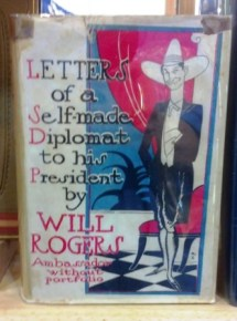 Will Rogers book SMALL